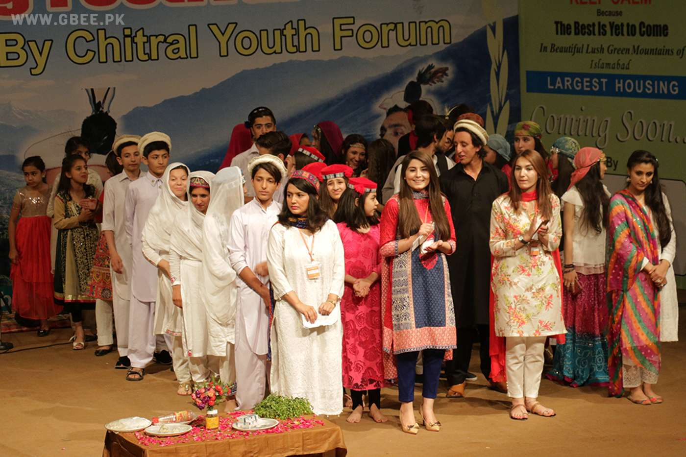 Chitral Youth Forum (CYF) Celebrates Spring Festival at PNCA