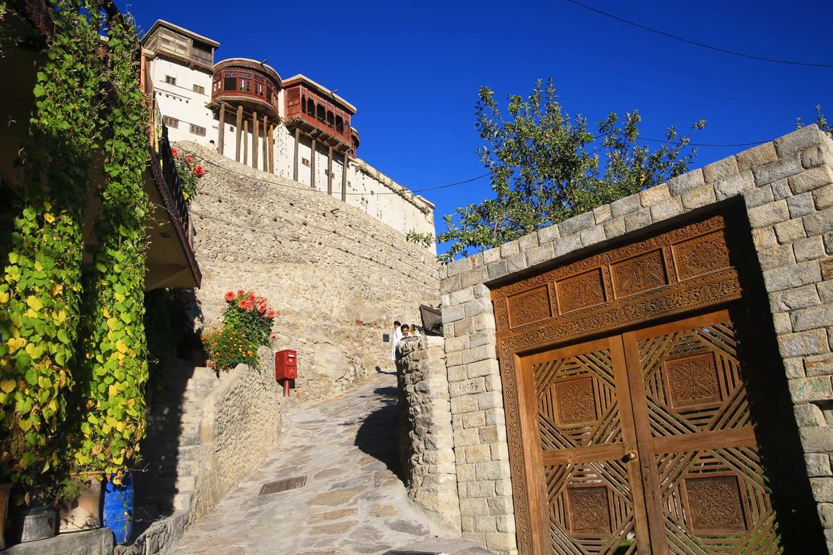 Baltit Fort Hunza
