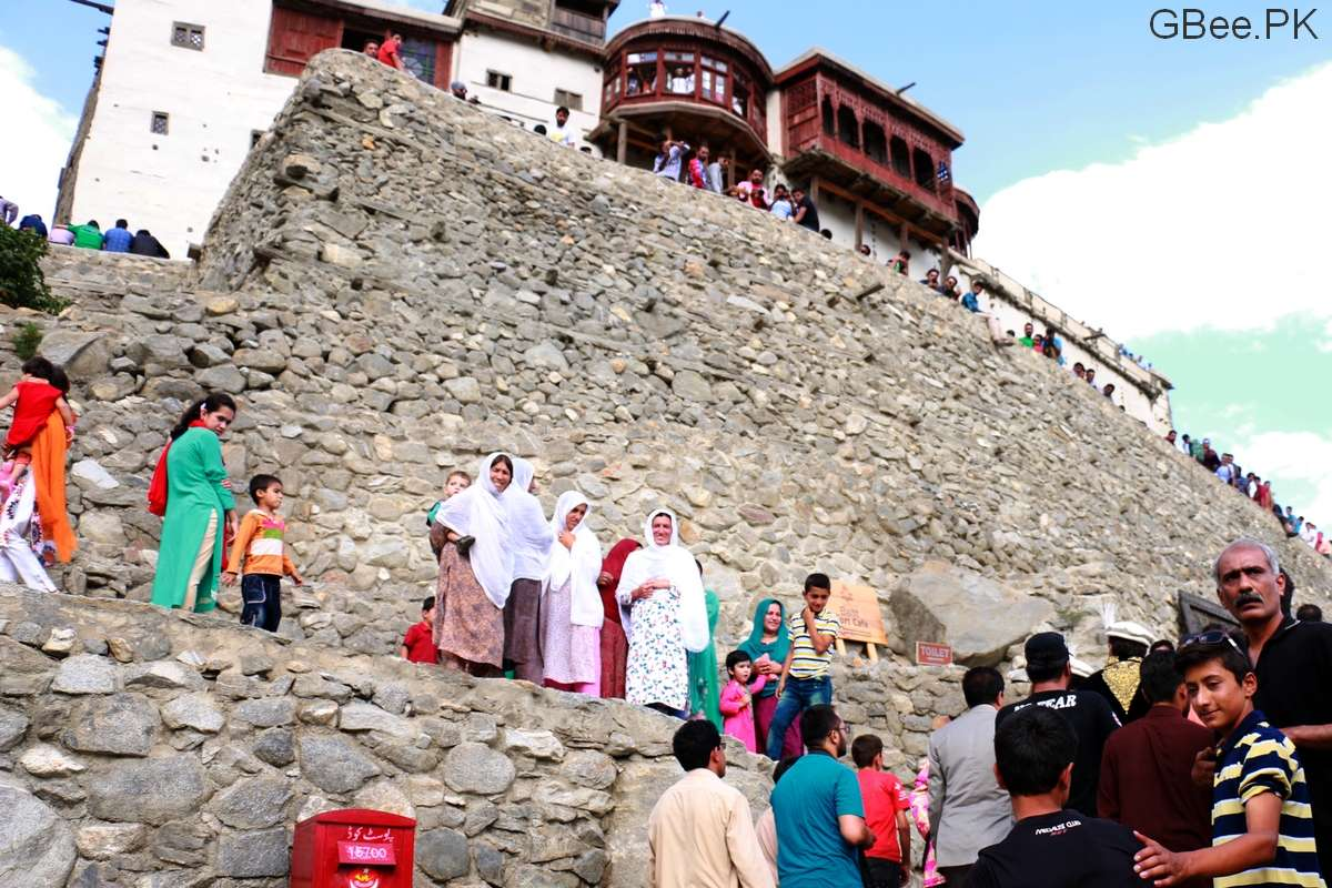 Ginani Festival at Baltit Fort in Hunza