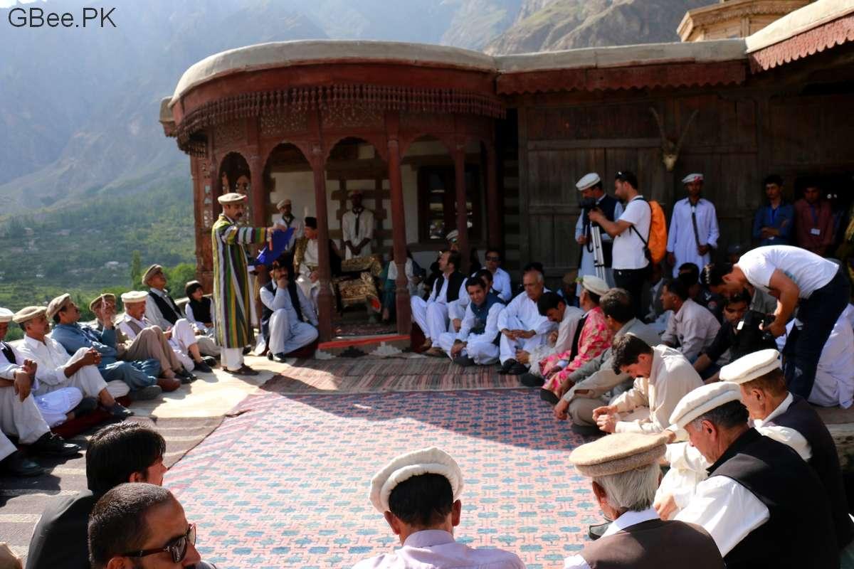 Ginani Festival Baltit Fort Hunza