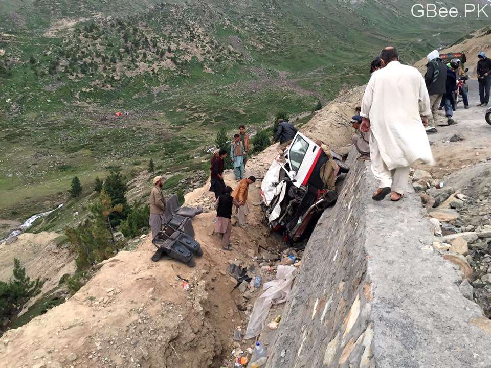 Babusar Top Accident