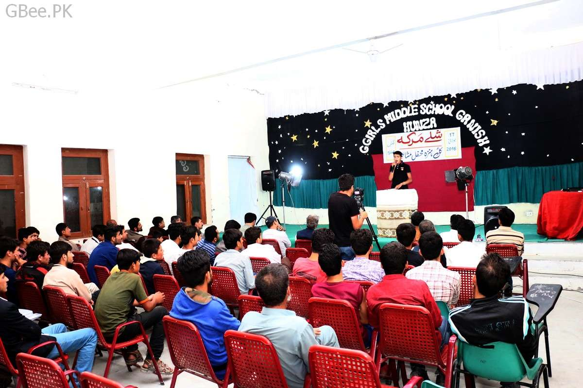 Shulay Maraka Mehfil-e-Mushaira in Ganish Hunza