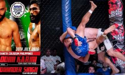 Uloomi Karim from Gilgit-Baltistan to Represent Pakistan at WSOF MMA Championship in Philippines