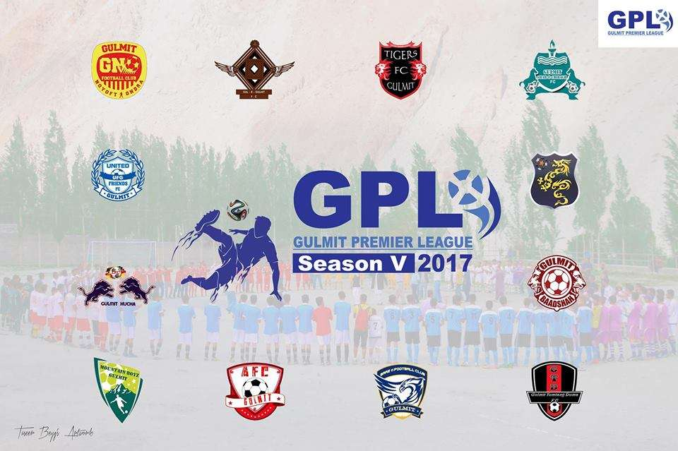 16 teams from across Gulmit are participating in Gulmit Premier League Season V
