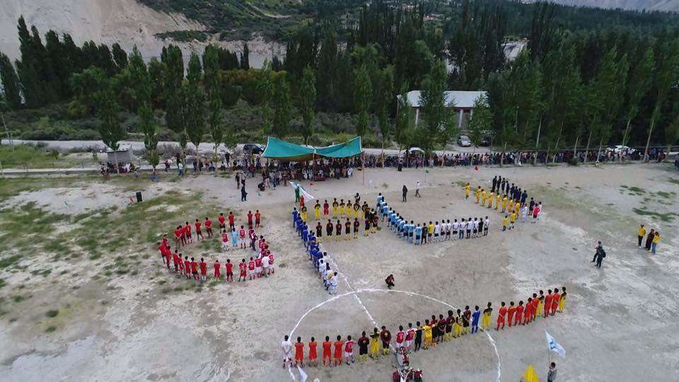 Gulmit Premier League Season V Kicks off in Gojal