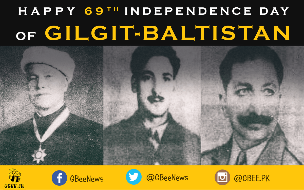Gilgit-Baltistan Independence Day