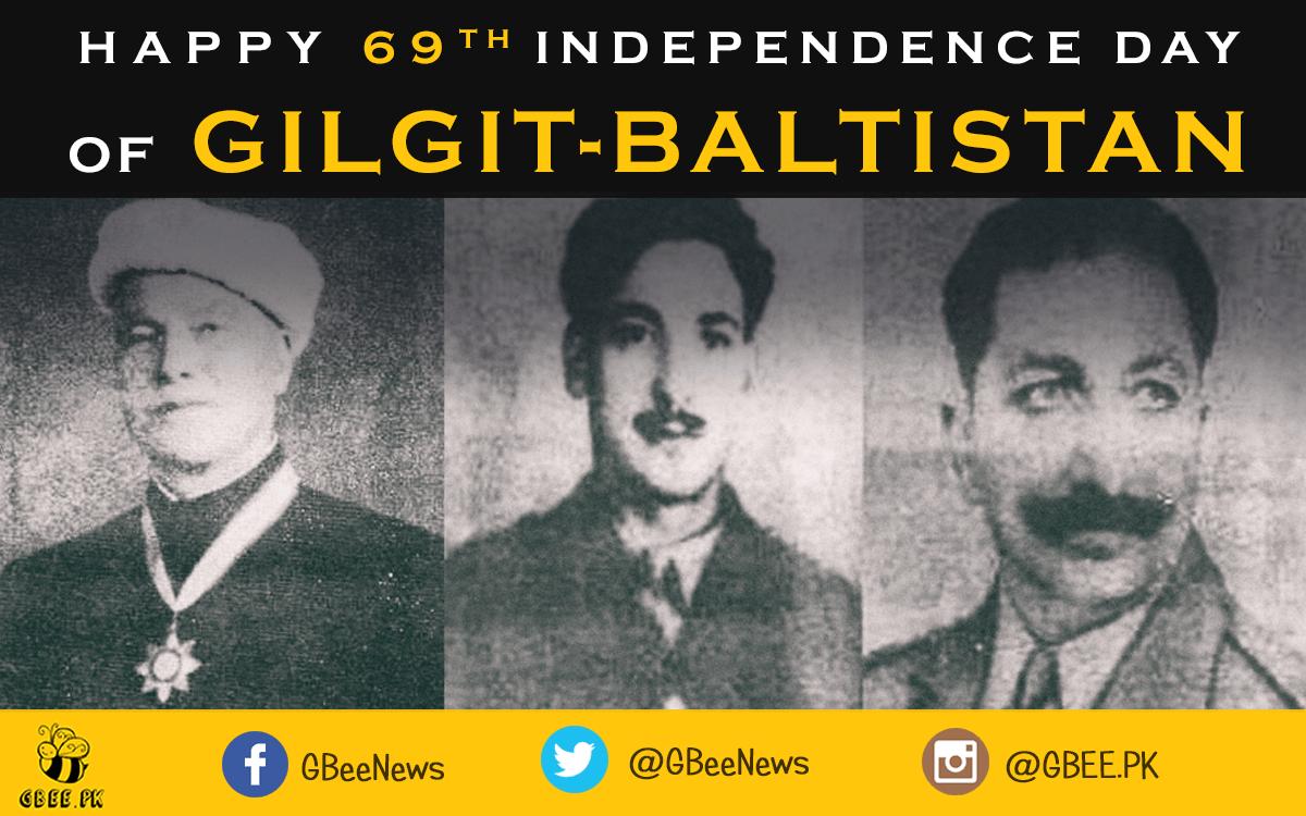 Gilgit-Baltistan Independence Day