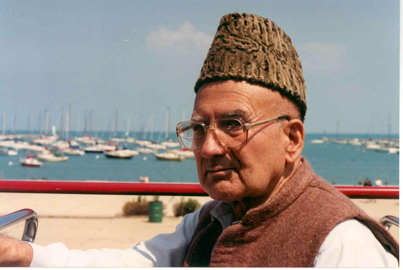 Allama Naseer Hunzai