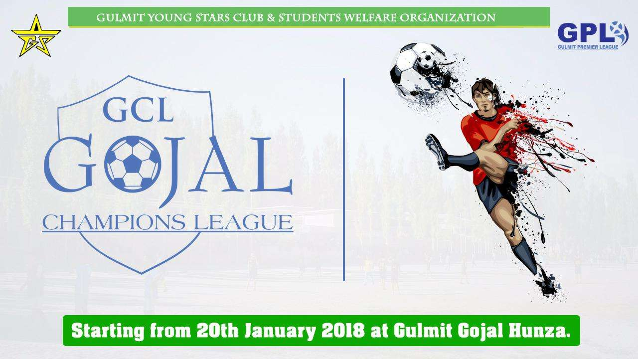 Gojal Champions League 2018  (GCL)