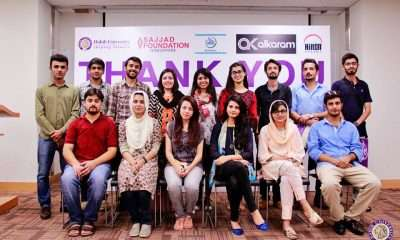 Habib University sends 15 Pakistani students for Enterprise Summer Program in Singapore