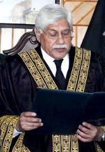 Chief Judge GB Appellate Court Rana Muhammad Shamim