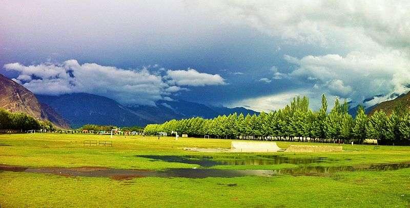 City Park Gilgit