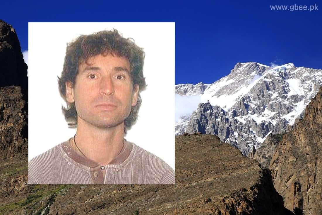 Christian Huber dead on Ultar Sar