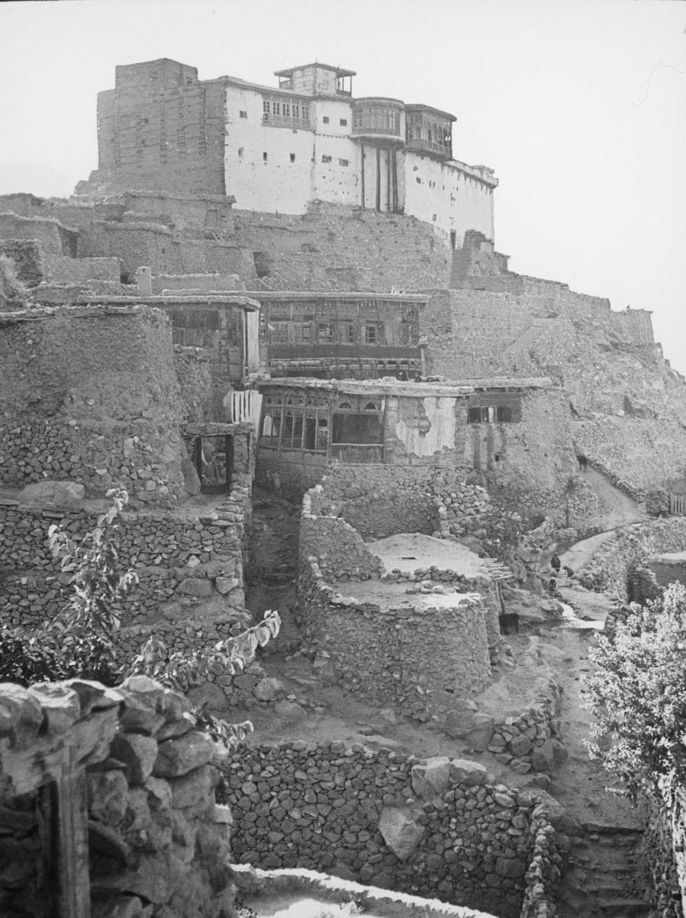 Baltit Fort 1930