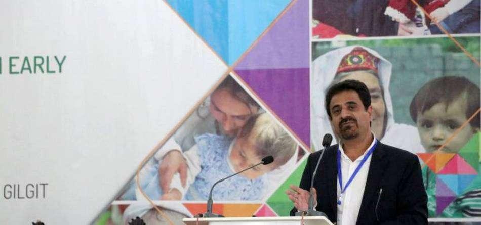 Seminar Held at Karakoram International University to discuss the role of Early Childhood Development (ECS) in social transformation