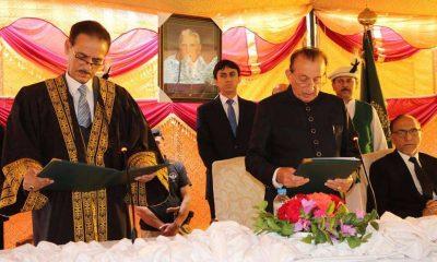 Mir Ghazanfar Ali Khan Governor Gilgit-Baltistan
