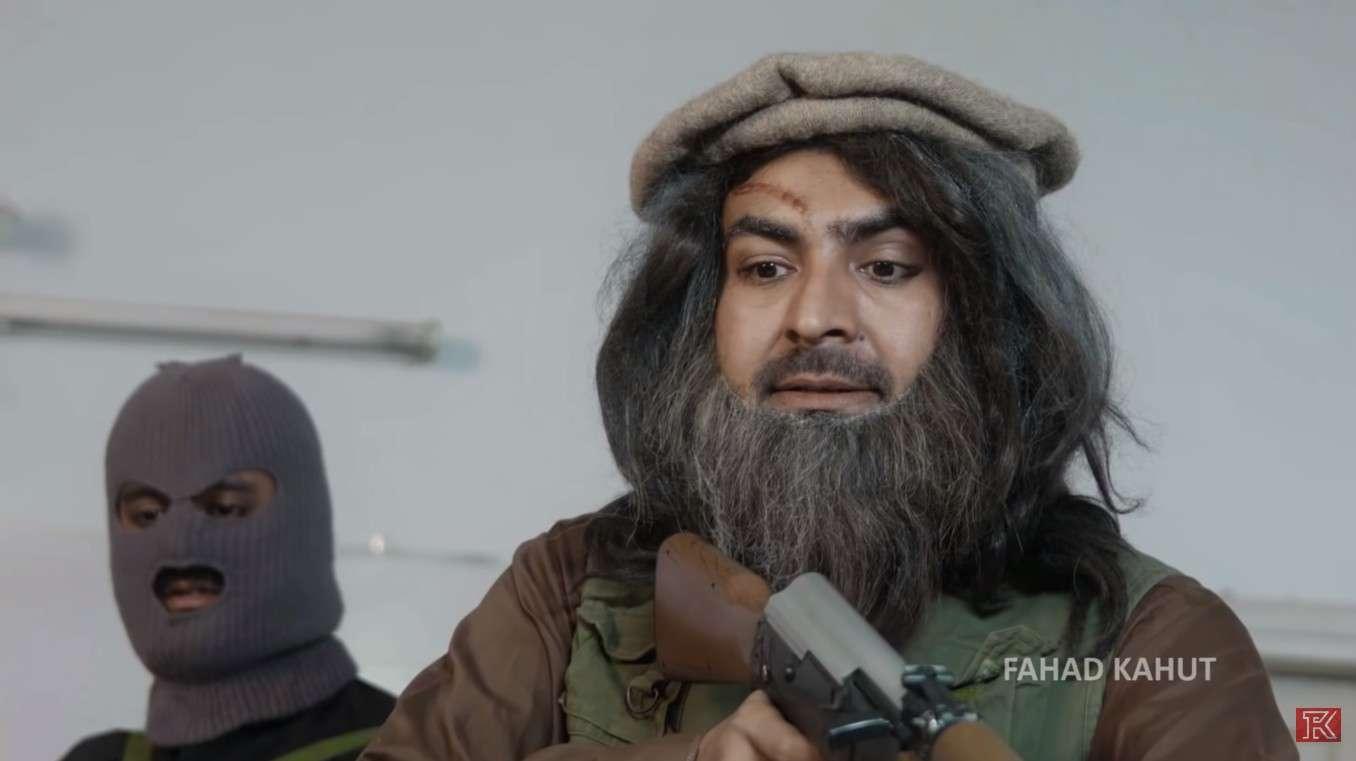 Fahad Kahut Gilgit-Cap APS Peshawar Attack Terrorists