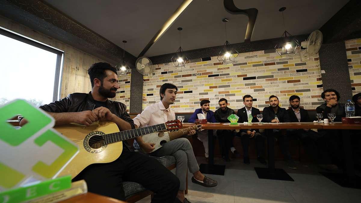 Rabab Music Gilgit-Baltistan