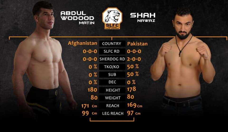 SLFC - Pakistan vs Afghanistan