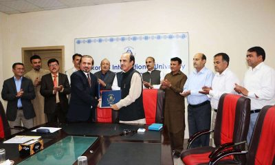 AKAH partners with KIU for Programs of Scientific and Technical Collaboration