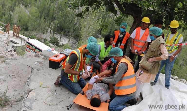 CERT Response Challenge by AKAH Pakistan in Gilgit-Baltistan