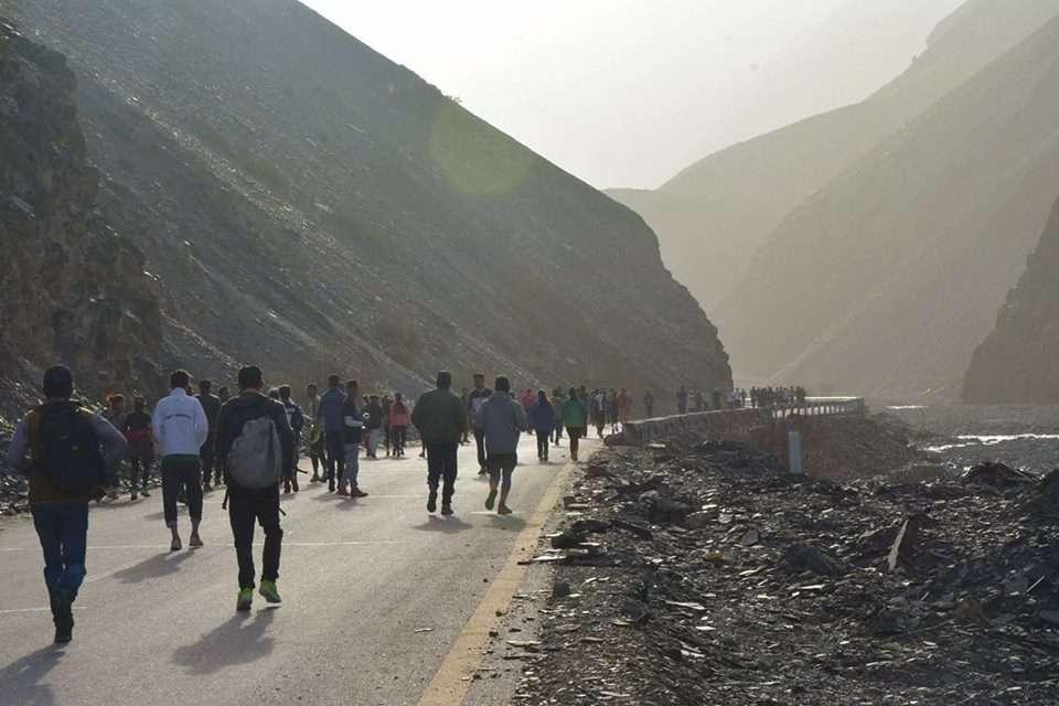 Khunjerab Marathon 2019