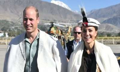 Duke and Duchess of Cambridge visit Chitral, Pakistan