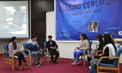 TechScape Winter Tech Camp at Karakoram International University Gilgit