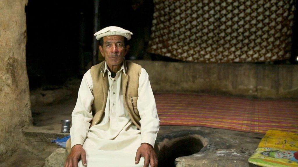 Broghil Man - AKAH Pakistan