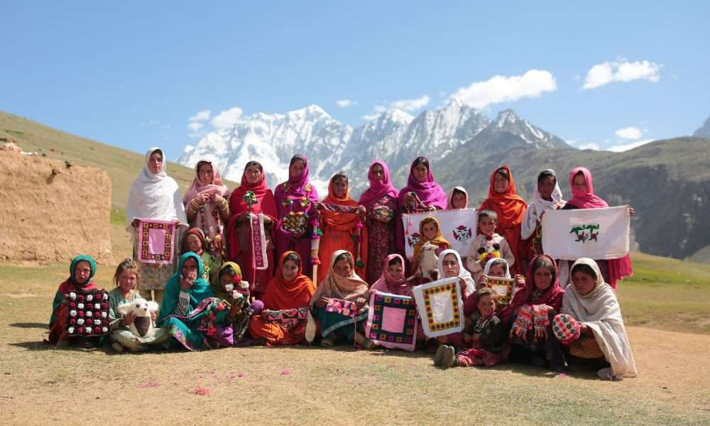 Broghil Women - AKAH Pakistan