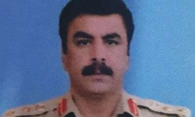 Colonel Mujeeb Ur Rehman from Gilgit-Baltistan has been martyred during a security operation against terrorists in Tank, Dera Ismail Khan
