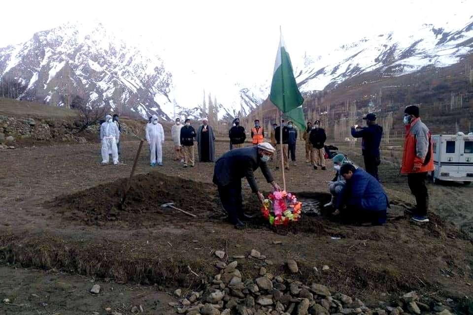 Malik Ashdar Paramedic Nagar Gilgit-Baltistan - COVID-19 Coronavirus deaths