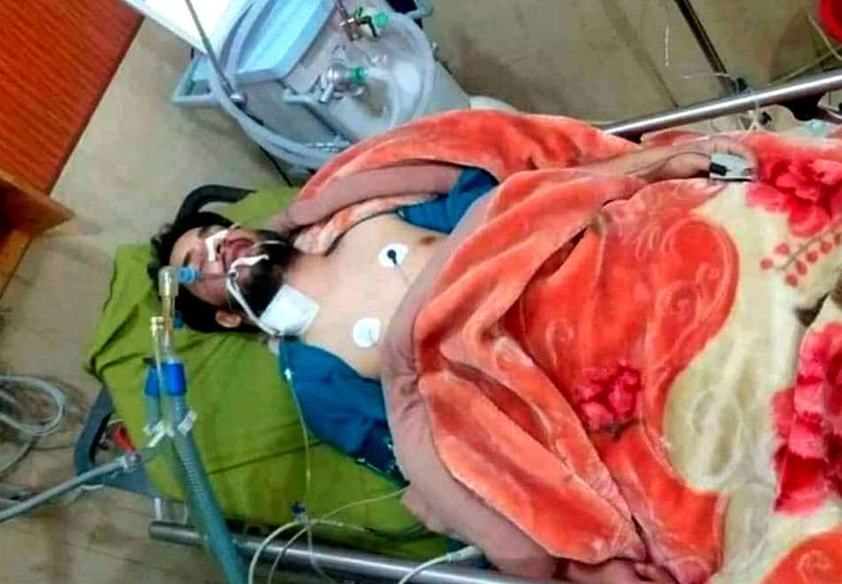 Dr. Usama Riaz Coronavirus DHQ Hospital Gilgit-Baltistan